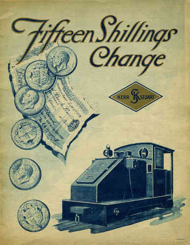 Fifteen Shillings Change