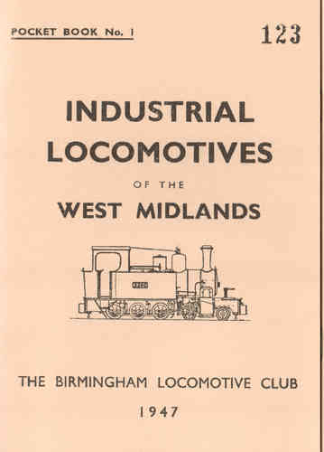 Pocketbook No.1 West Midlands (1947)