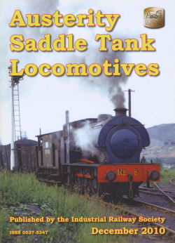 Austerity Saddle Tank Locomotives