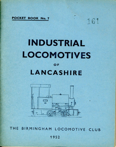 Pocketbook No.7 Lancashire (1952)