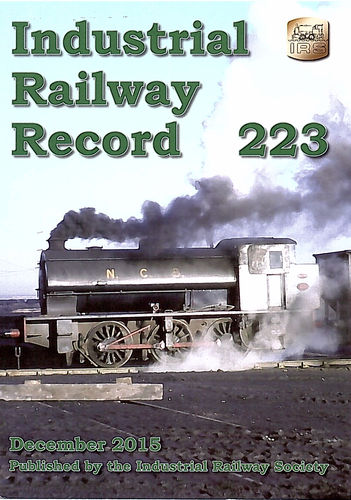 Industrial Railway Record No.223