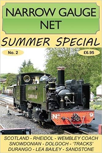 Narrow Gauge Net Summer Special No.2