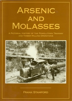 Arsenic & Molasses (hard cover)