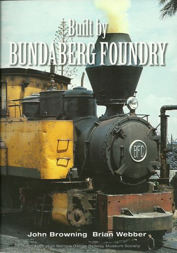 Built by Bundaberg Foundry