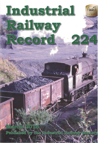 Industrial Railway Record No.224