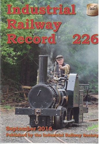Industrial Railway Record No.226
