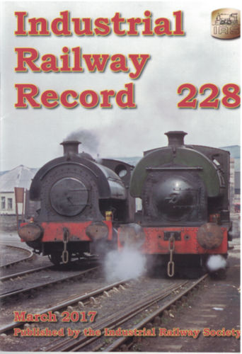 Industrial Railway Record No.228