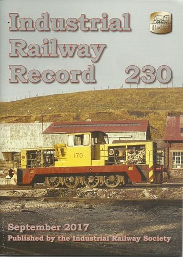 Industrial Railway Record No.230