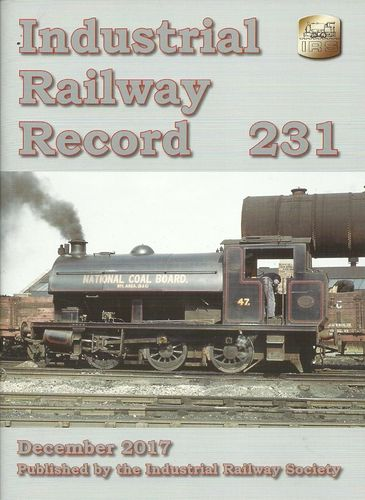 Industrial Railway Record No.231
