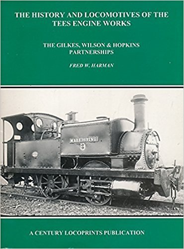 History and locomotives of the Tees Engine Works