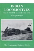 Indian Locomotives Part 2 Metre gauge 1872 - 1940
