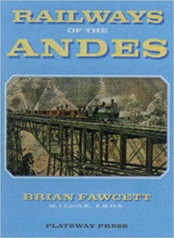 Railways through the Andes