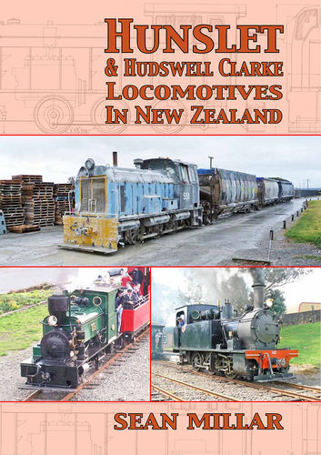 Hunslet & Hudswell Clarke Locomotives in New Zealand