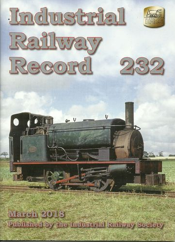 Industrial Railway Record No.232