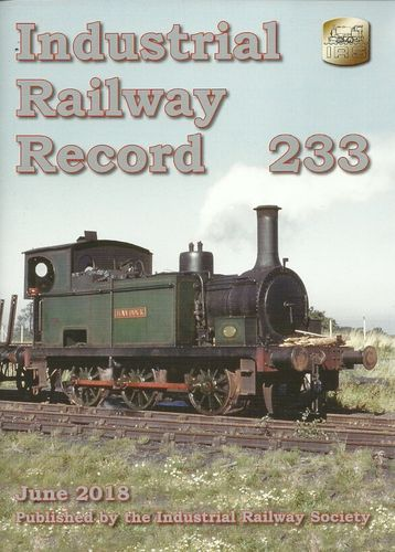 Industrial Railway Record No.233