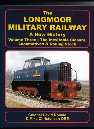 The Longmoor Military Railway - Volume 3, Closure, Rolling Stock