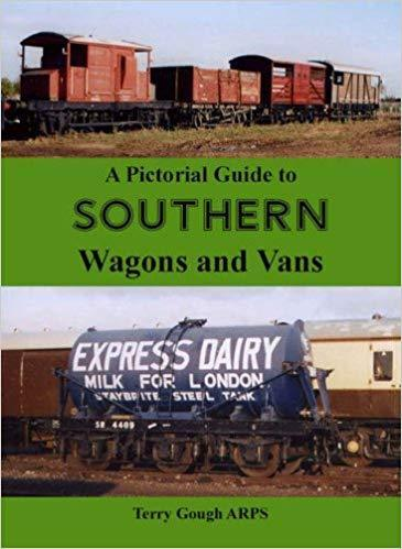A Pictorial Guide to Southern Wagons & Vans