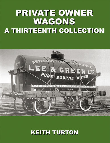 Private Owner Wagons: 13th Collection