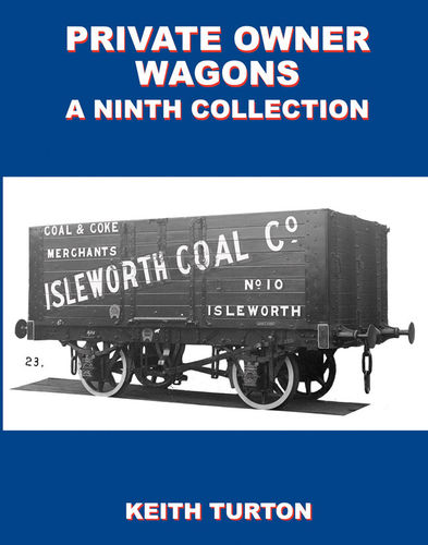 Private Owner Wagons: 9th Collection