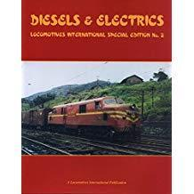 Diesels and Electrics, Volume 2 (British built locos overseas)
