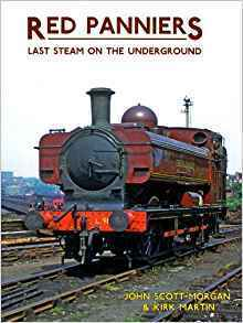 Red Panniers – Last Steam on the Underground