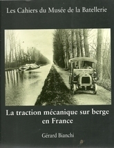 La traction mecanique sur berge en France