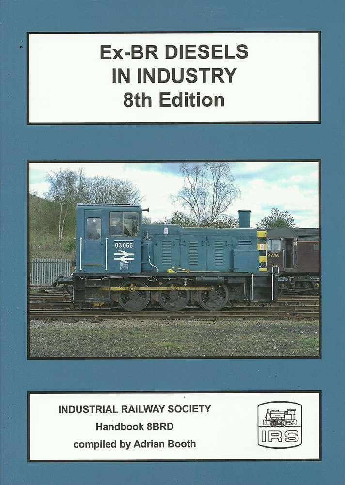 Ex-BR Diesels in Industry - 8BRD