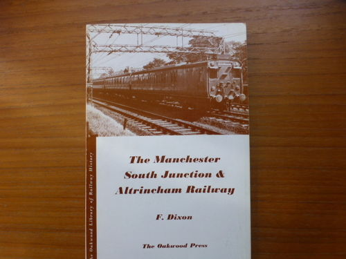 Manchester South Junction & Altrincham Railway