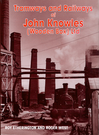 Tramways & Railways of John Knowles - Used / Shop soiled   1r4s
