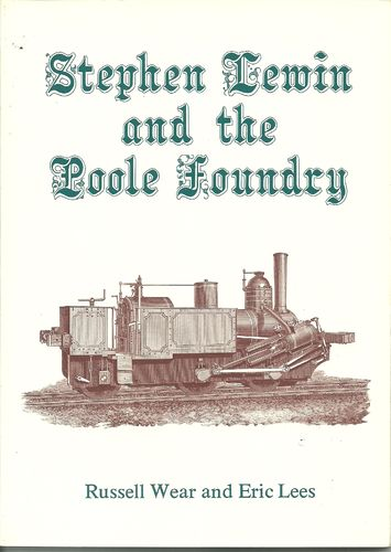 Stephen Lewin and the Poole Foundry - Used