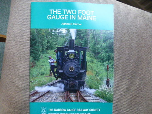 The Two Foot gauge in Maine