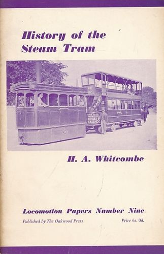 History of the Steam Tram